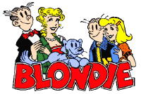 Blondie and Dagwood's Dog