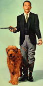 Maxwell Smart and Dog