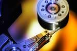 hard disk innards