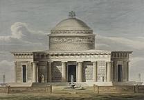 Sir John Soane's design for a dog house