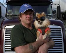 Trucker calendar by Michael Fernandez